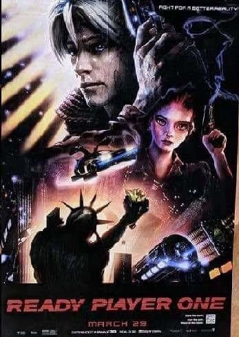 Movie - AIHT PORABOTTER RITY READY PLAYER ONE MARCH 29