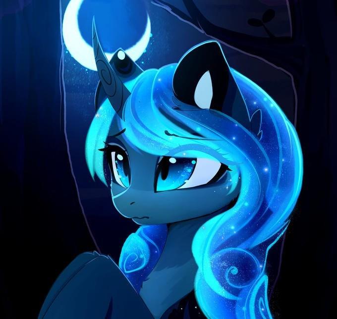 magnaluna princess luna - 9135771392