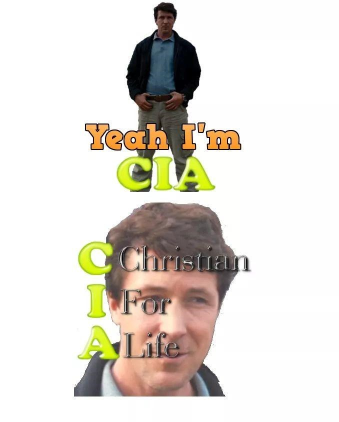 Head - Yeah I'm CIA CChristan I-For ALife