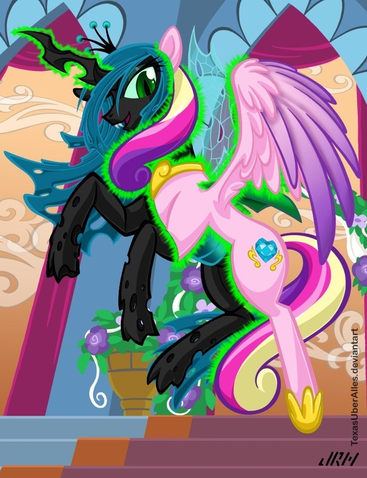 princess cadence somebody that i used to know texas uber alles chrysalis gotye - 9136537344