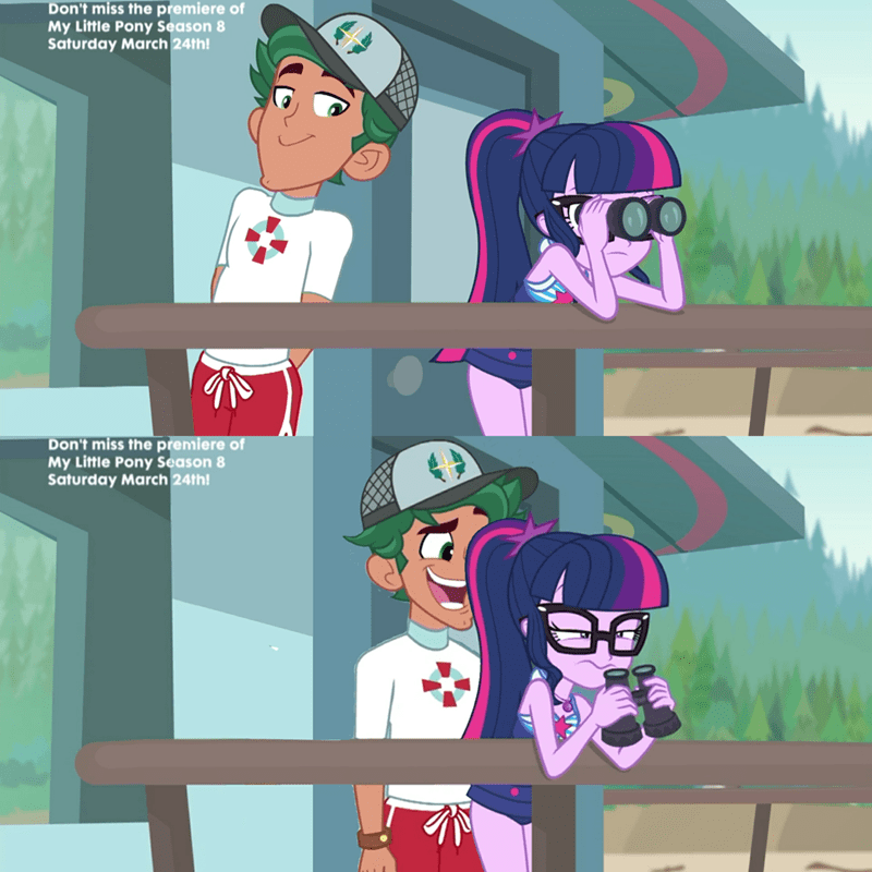 equestria girls scitwi twilight sparkle screencap timber spruce unsolved selfie mysteries - 9136750336
