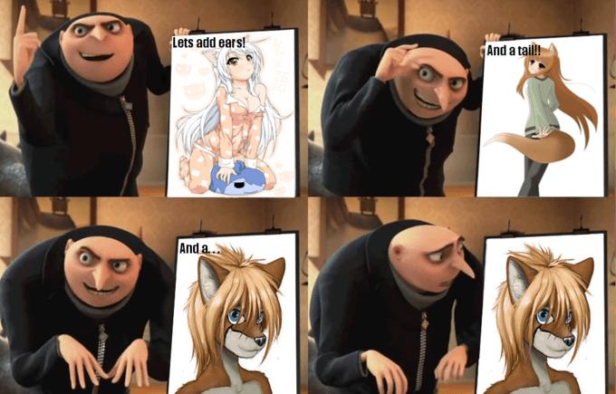 gru meme
