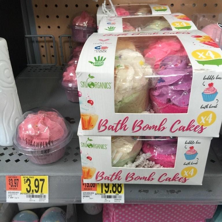 Pink - X4 22 0 AREA mace SA X4 HONI MicDE bndle bas SK RGANICS bath bork X4 Bath Bomb Cakes SLAWBER ayyATNONSE bublle ba Snd RGANICS bath bank Bath Bomb Cakes 19.60 X4 3. $3.97 UNT PRICE RETAIL PROCE V.00 PER EACH PER EACH 046-0000-003 0476-00020032 uTH CARE SET is645007 BBOMBIC Cap BHS FIZZERCC PINK EA 1DEA 1 SRP Cp1 AD DET e4 211 DEt