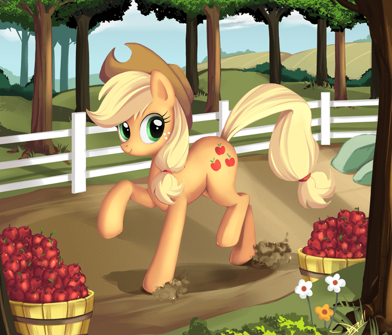 applejack pony killer x - 9138597888
