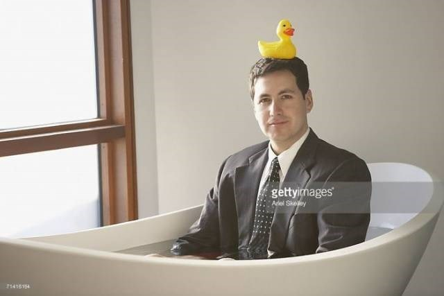 stock photo - White-collar worker - gettyimages Arlel Skeay 71415154