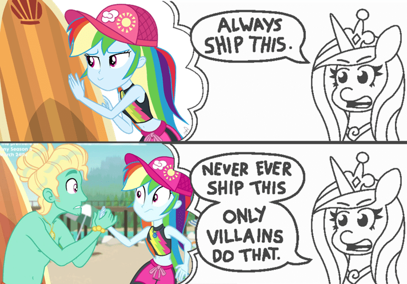 shipping princess cadence Memes zephyr breeze threetwotwo32232 rainbow dash - 9139672832