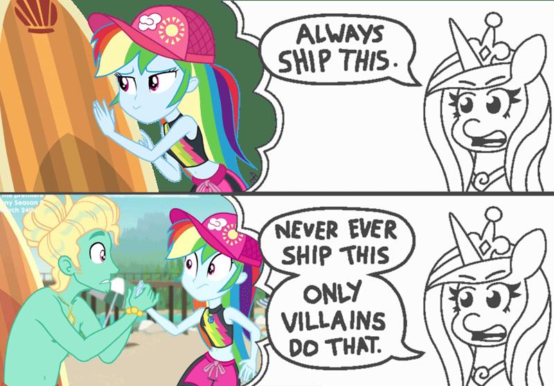 shipping princess cadence Memes zephyr breeze threetwotwo32232 rainbow dash - 9139672832
