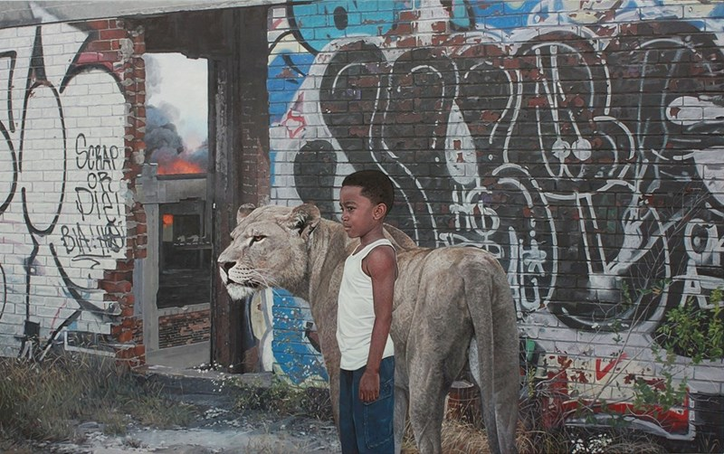 Street art - Oft
