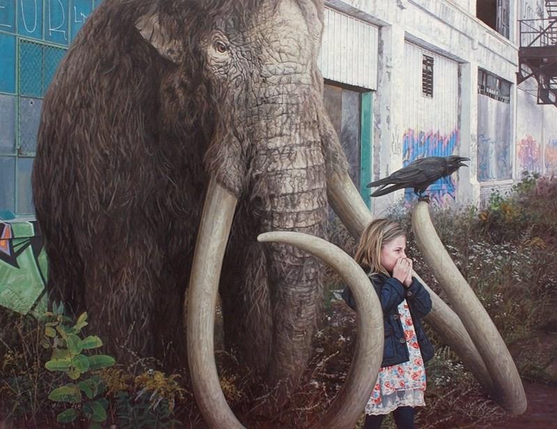 Elephants and Mammoths - er ILLI