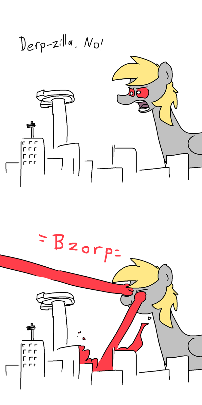 derpy hooves pencil brony - 9139889664