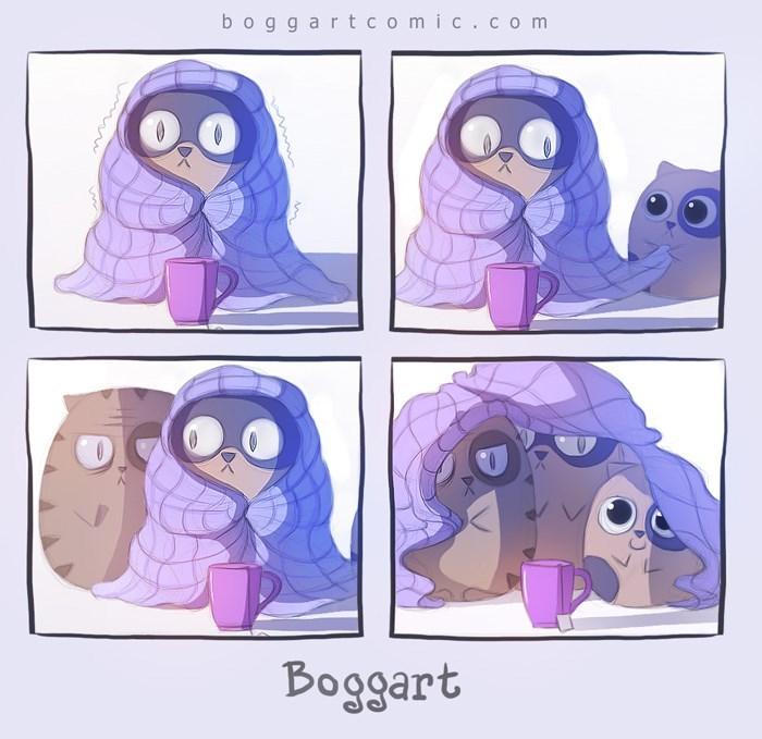 Fiction - boggart comic.c om Boggart