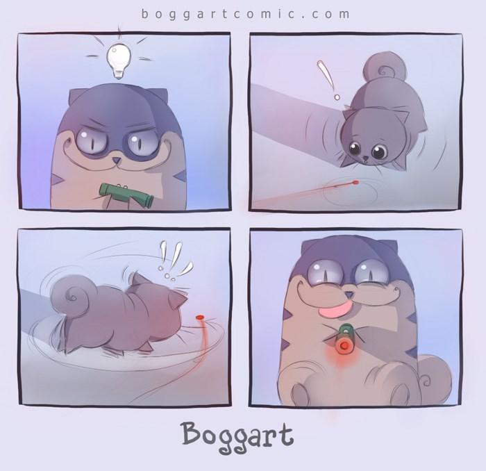 Cartoon - boggartcomic.co m Boggart