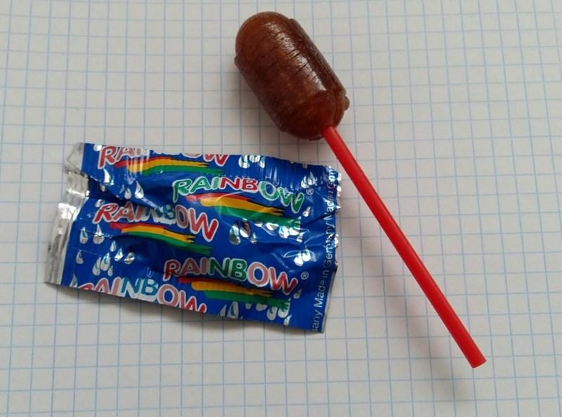Snack - RUNT RAINBOWA PAINBOW haAlINBOM any Made n