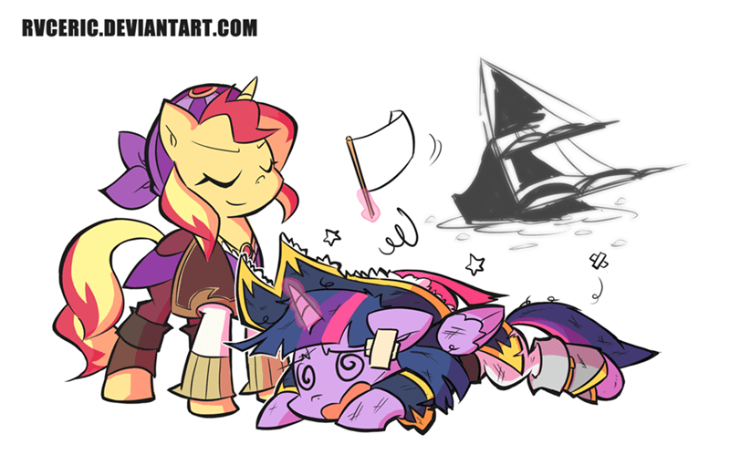 pirates my little brony my little pony friendship is magic
