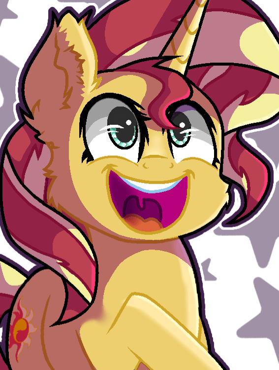 victoria the thing sunset shimmer - 9140339456