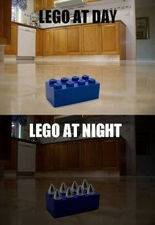 Floor - LEGO AT DAY LEGO AT NIGHT