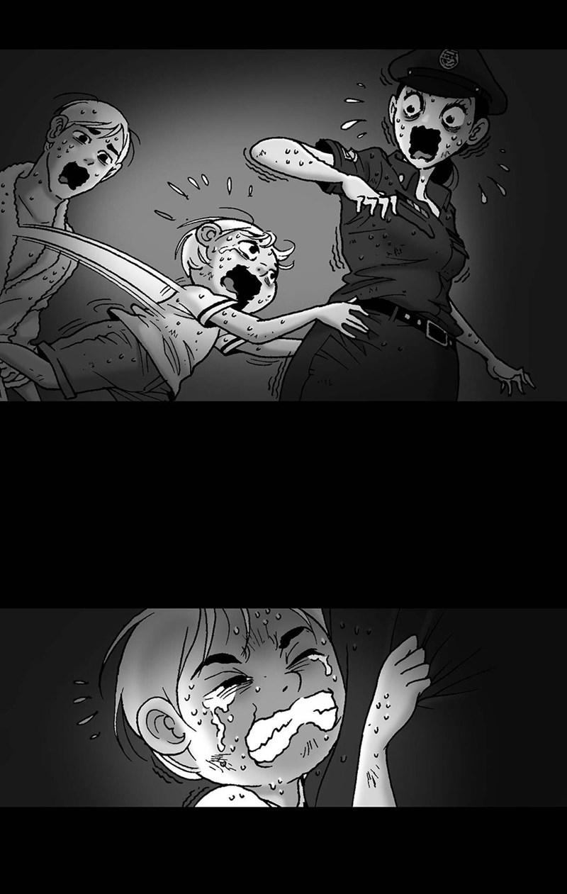 Cartoon - ア771 をし