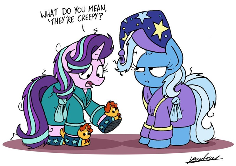 the great and powerful trixie sunburst bob the dalek starlight glimmer - 9140825600