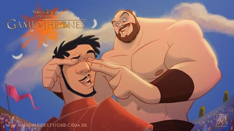 Animated cartoon - WarDsN ГСТURES GAMEOHRONES ww.COMBOESTUDIO.COM.BR 22