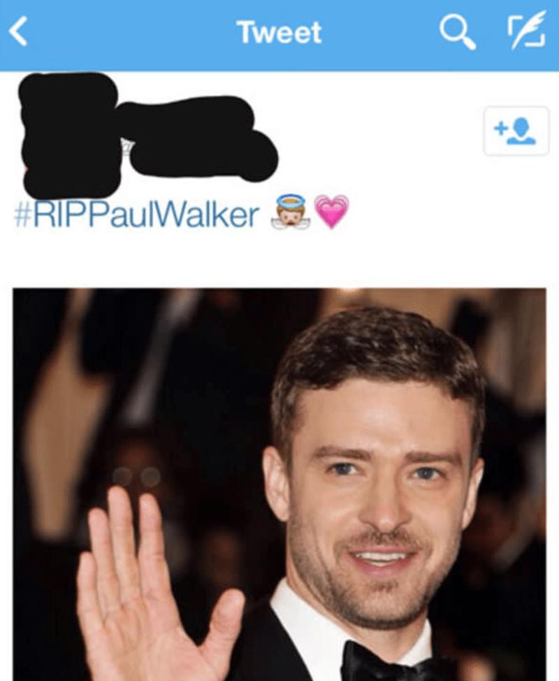 Text - Tweet #RIPPauWalker