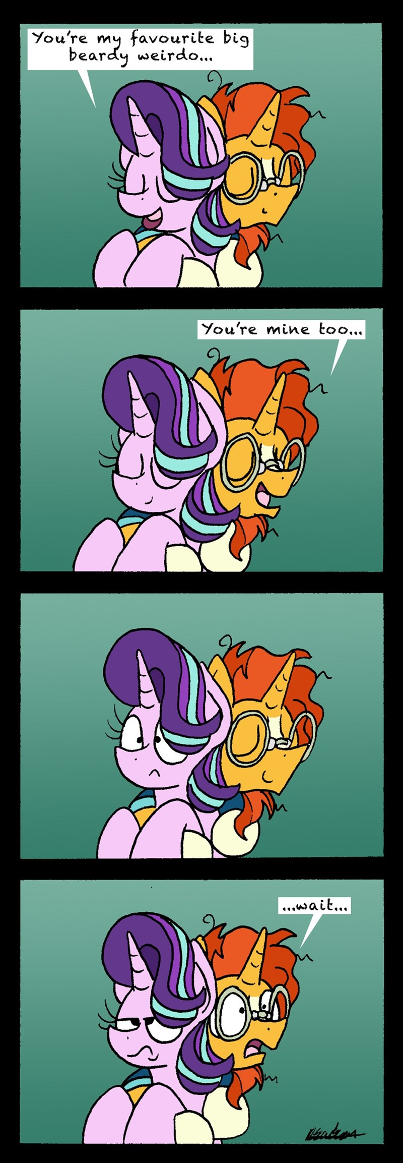 sunburst bob the dalek starlight glimmer comic - 9141907712