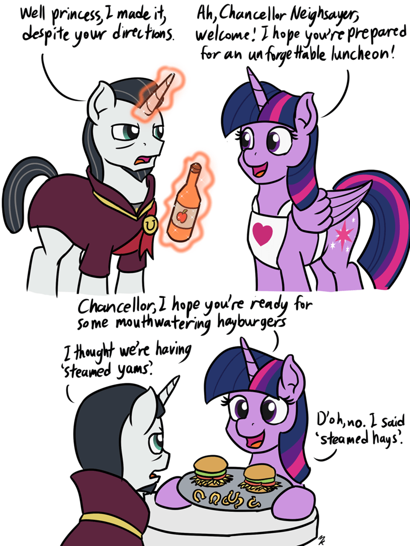 twilight sparkle neighsay m kogwheel Memes ponify comic school daze steamed hams - 9142531840