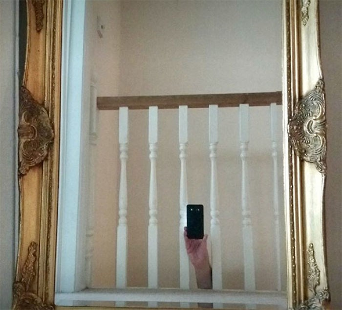 selling mirrors - Curtain