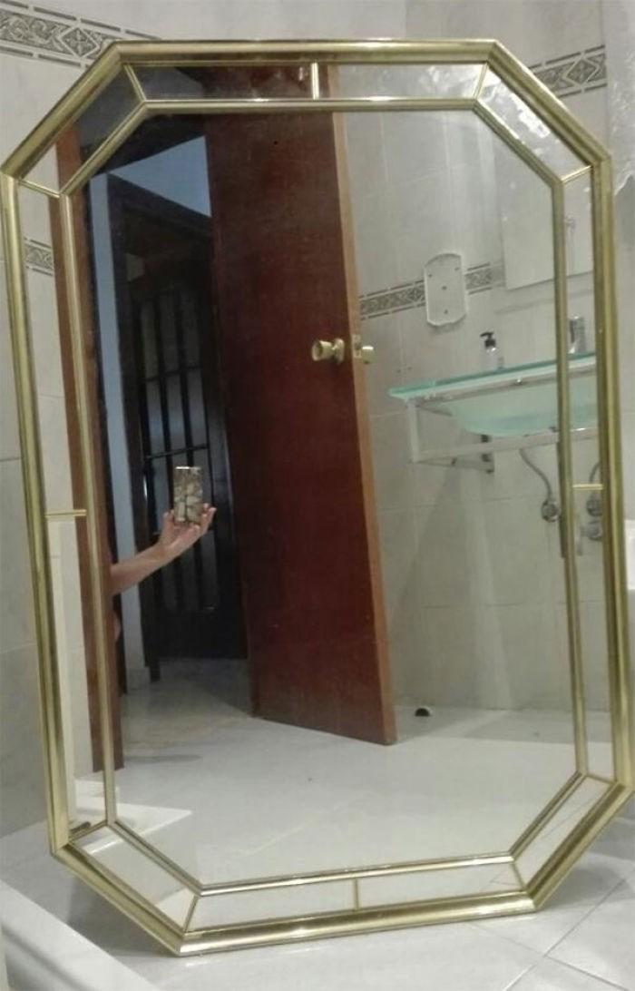 selling mirrors - Door