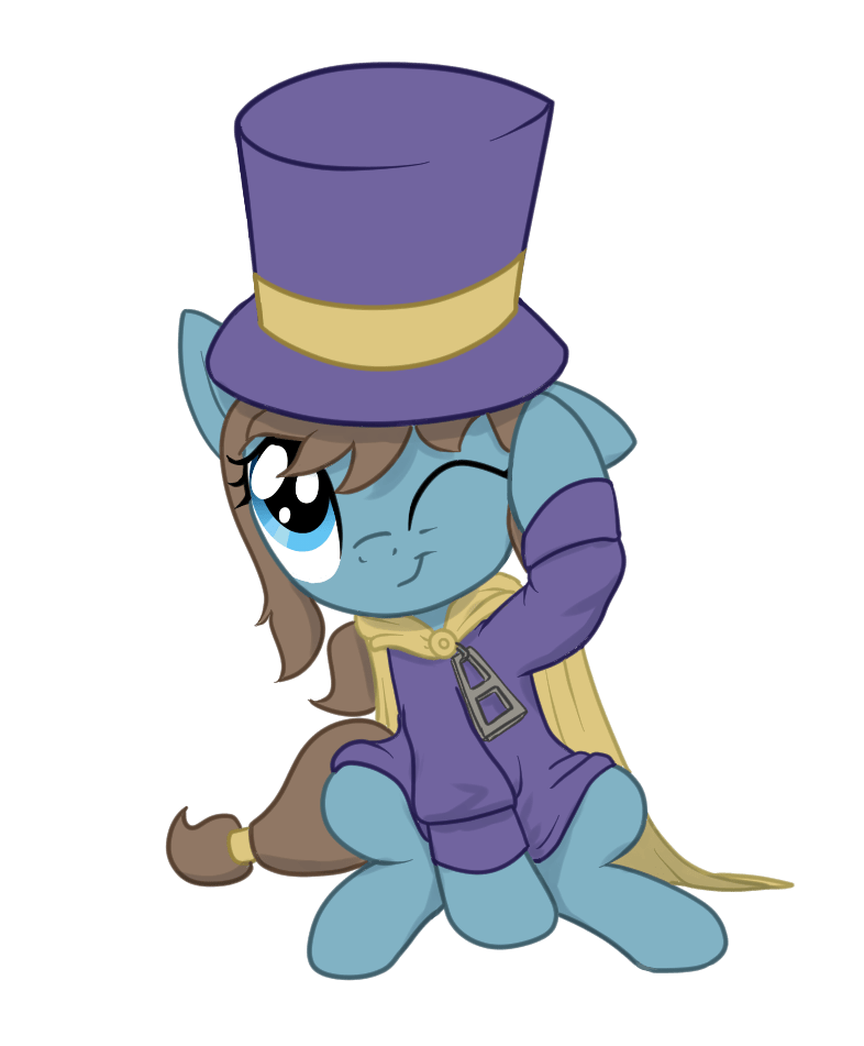 ponify a hat in time - 9143008000