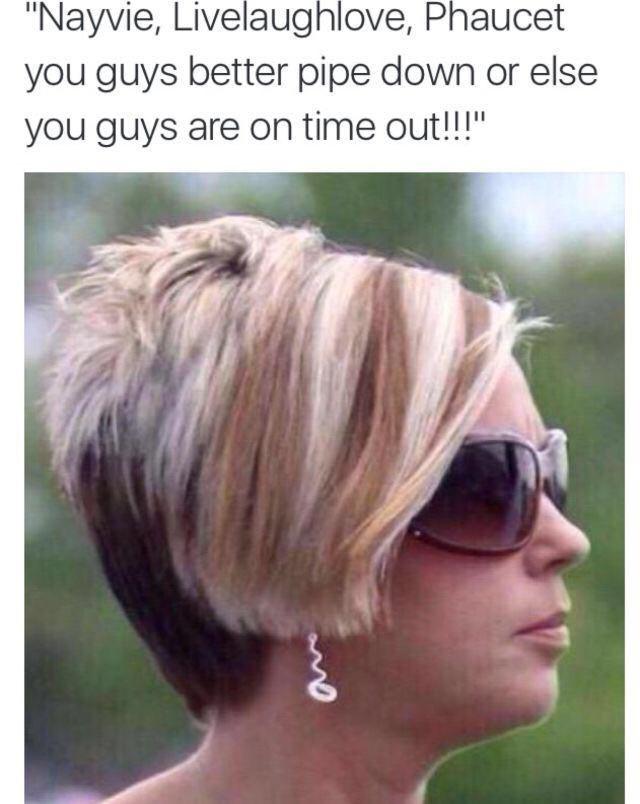 Funny white people meme.