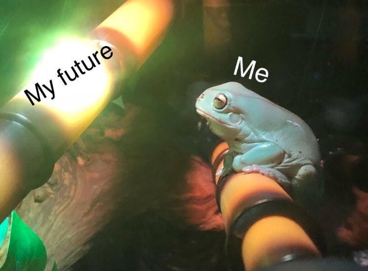 Hand - My future Ме