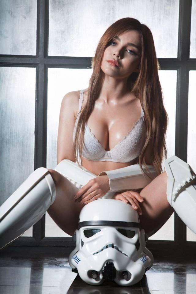 Fetish model