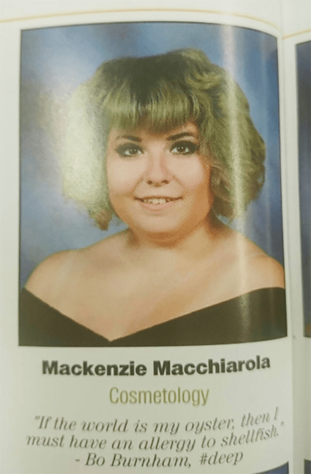 "Hair - Mackenzie Macchiarola Cosmetology ""If the world is my oyster, then must have an allergy to shellfish Bo Burnham, #deep"