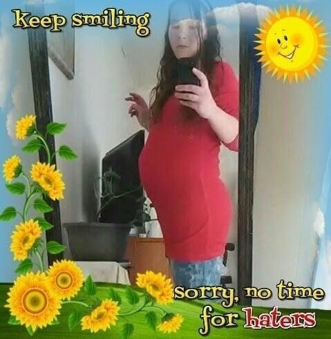 Sunflower - keep Smiliag time Sorry no for haters