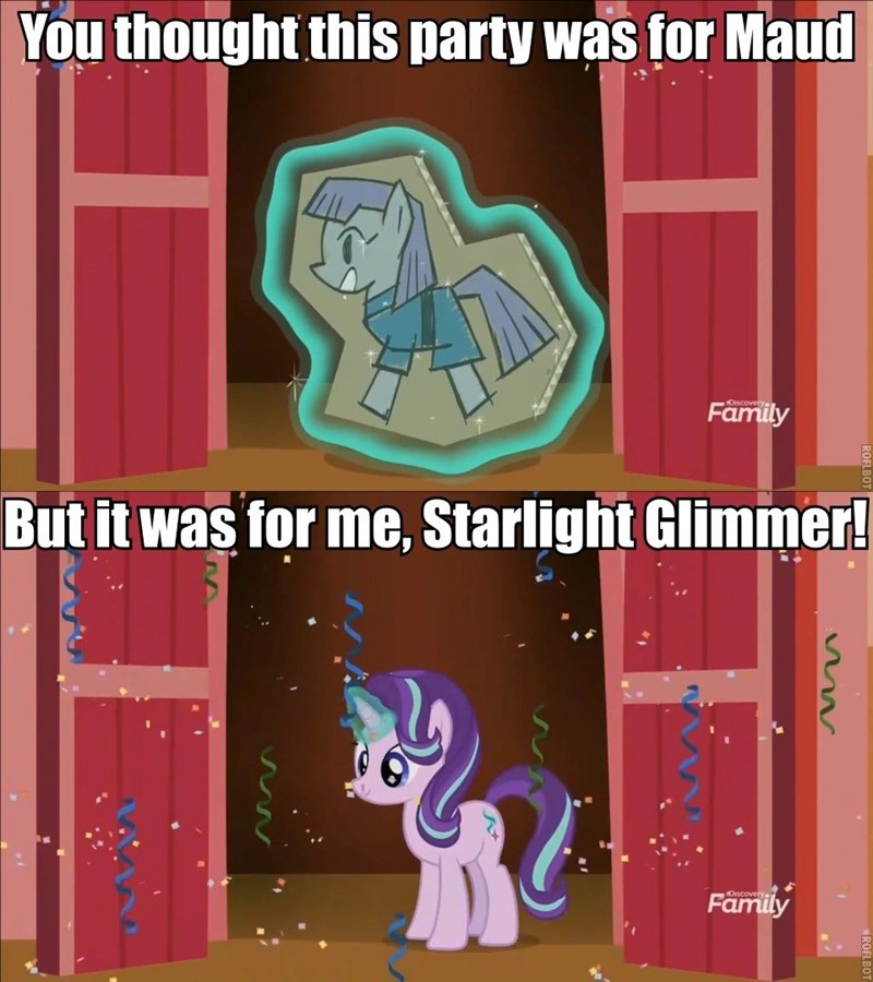 the maud couple starlight glimmer screencap Memes JoJo's Bizarre Adventure comic maud pie - 9146975232