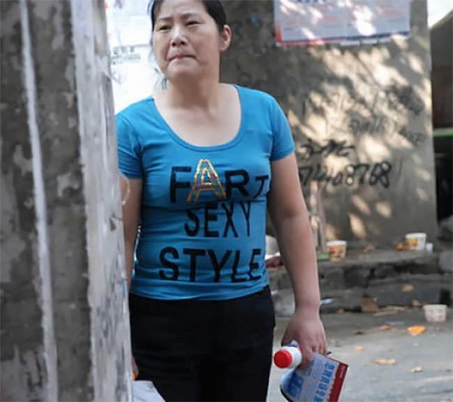 T-shirt - FARZ R SEXY STYLE 7ma8788 RASS
