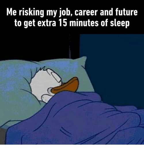 donald duck work asleep Memes sleep funny - 9147394048