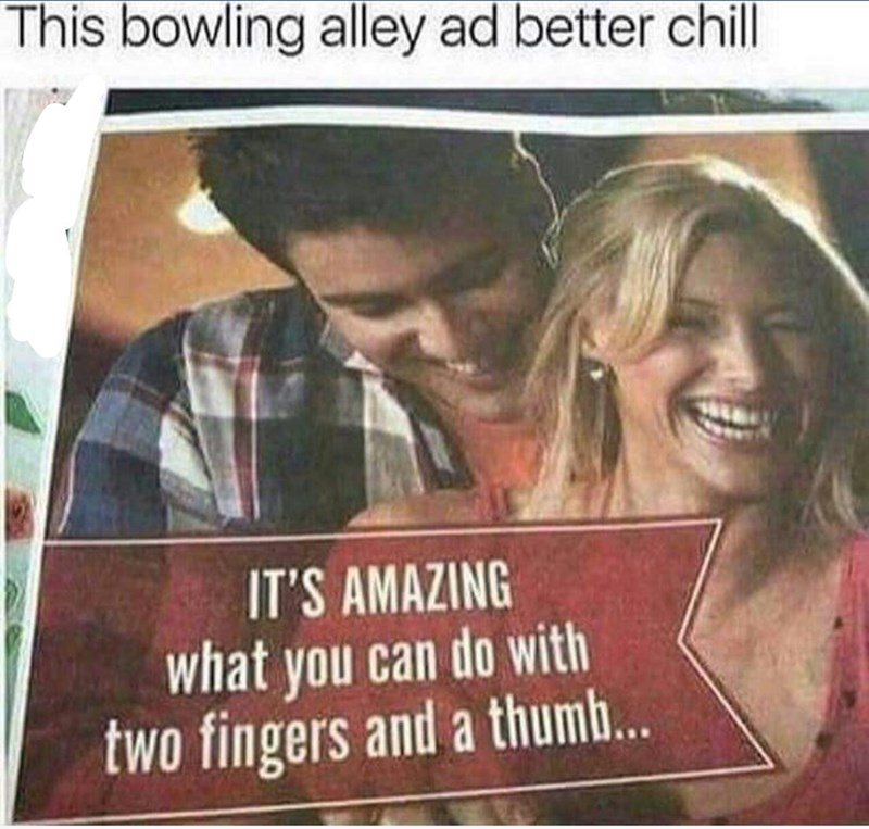 advertisement Memes bowling Reddit funny - 9148114432