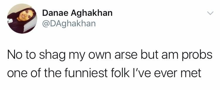 sunday meme about being funny