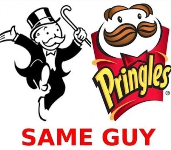 Cartoon - Prinle SAME GUY