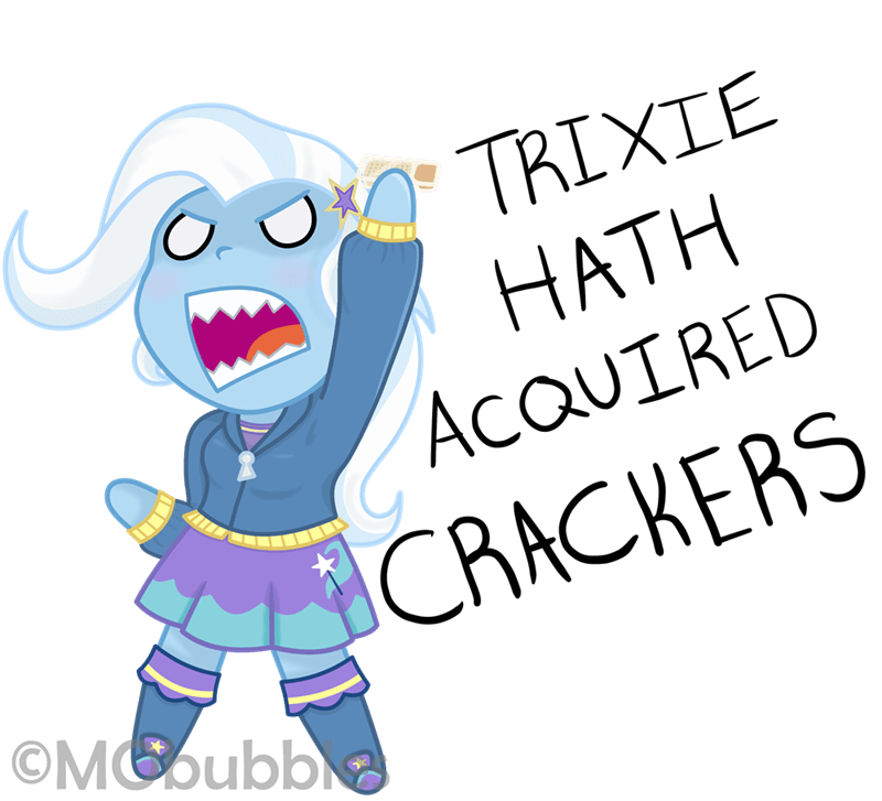 the great and powerful trixie equestria girls mobubbles - 9148993280