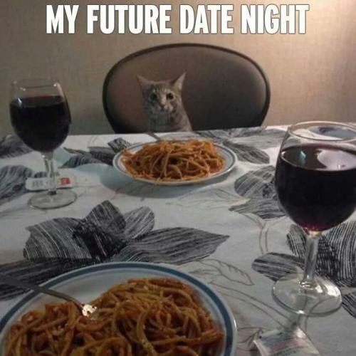 Meal - MY FUTURE DATE NIGHT