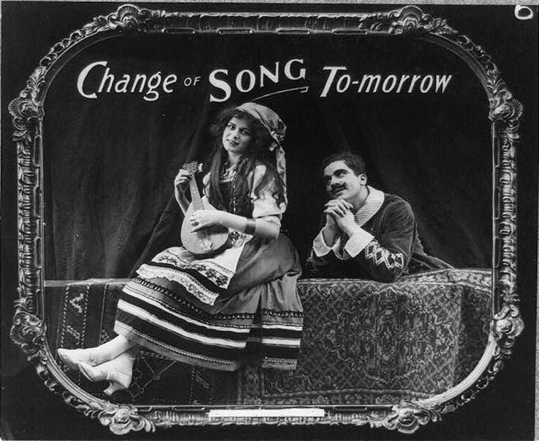 Photography - Change of SONG To-morrow