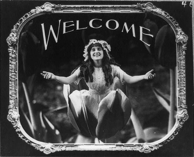 Album cover - 46 WELCOME