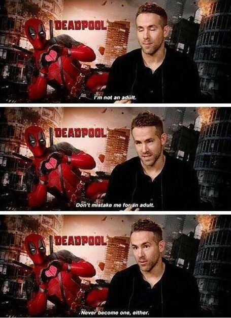 adulting relatable adult Memes ryan reynolds funny - 9150877952