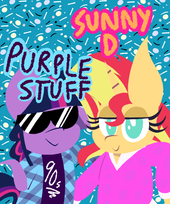 twilight sparkle puns sunset shimmer fluttershy - 9150893312