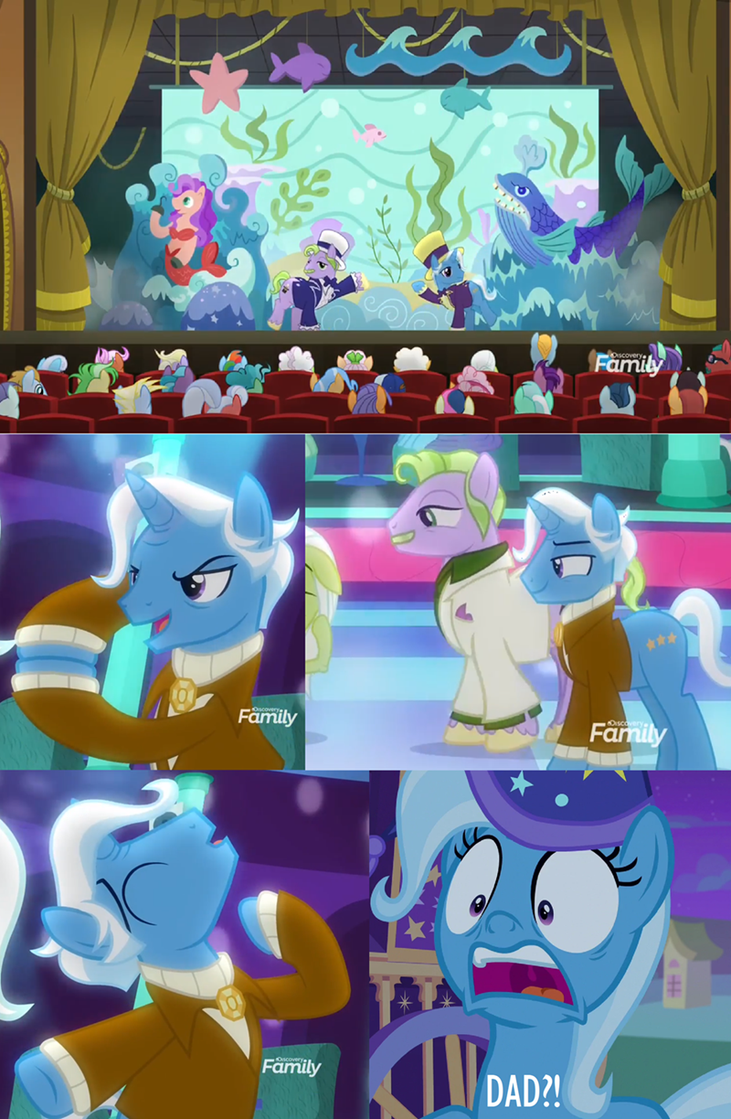 big bucks the great and powerful trixie screencap comic jack pot - 9151037952