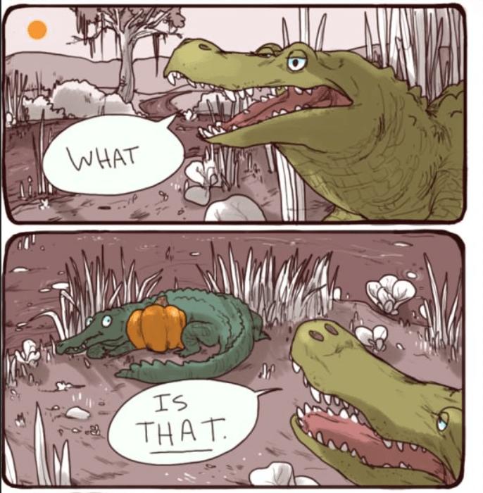 Cartoon - Тув WHAT IS THAT