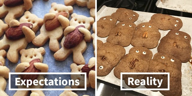 Food - Reality Expectations