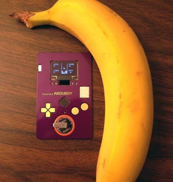 Banana family - 41 LIHES ARDUBOY bateske OANS